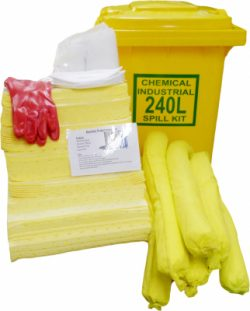 Chemical Spill Kit 240 litre