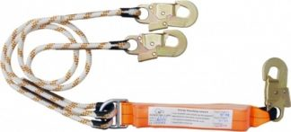 Kernmantle Rope Lanyard Double Leg