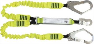 Lanyard Elasticated Webbing Double Leg