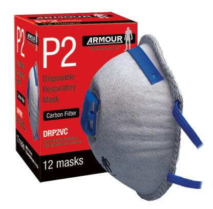 Armour Disposable Respirator Carbon
