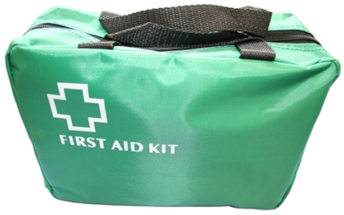 Empty First Aid Containers