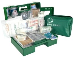 Industrial 1-12 Person First Aid Kit