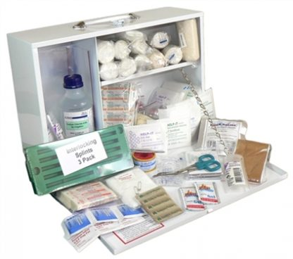 Industrial 1-50 Person First Aid Kit