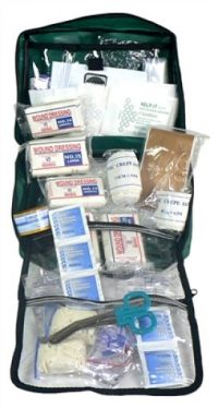 Forestry Crew First Aid Kit – Soft pack