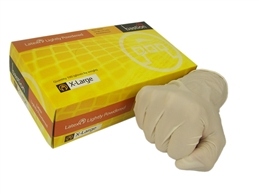 Latex Glove Powder free