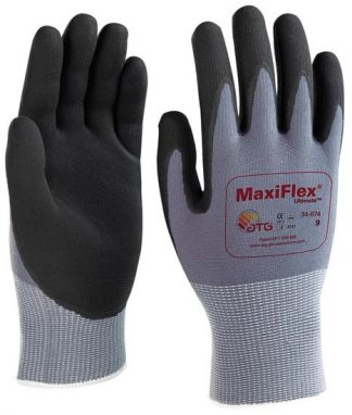 Maxiflex Ultimate Open Back Glove
