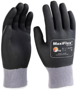 Maxiflex Ultimate Fully Coated Glove