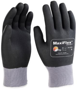 Maxiflex Ultimate Fully Coated Glove