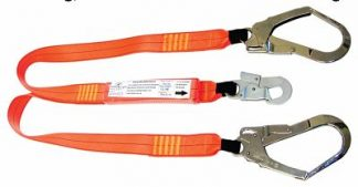 Double Leg Lanyard-Scaffold Hooks