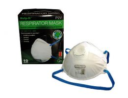 Moulded Respirator valved