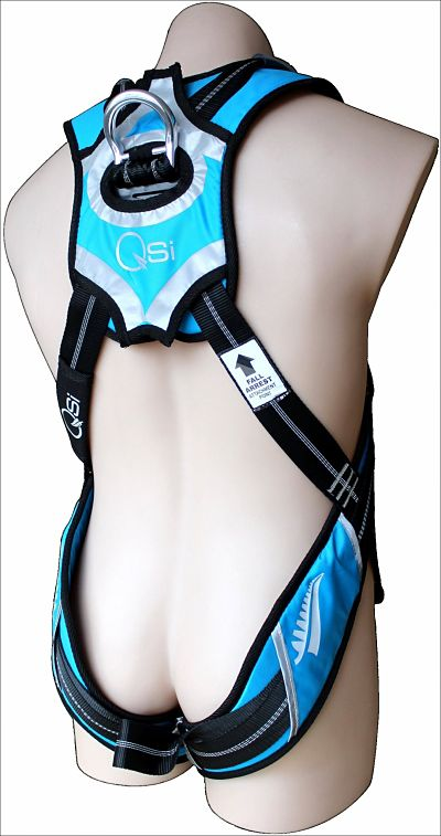SBE3 Premium Harness with Confined Space Loops