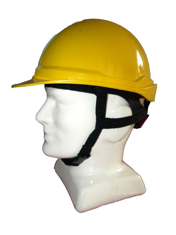 Nikki Hard Hat Chin Strap 20mm Webbing Four Attachment Points
