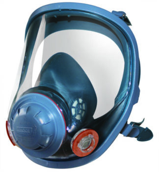 Silicone Full Face Mask