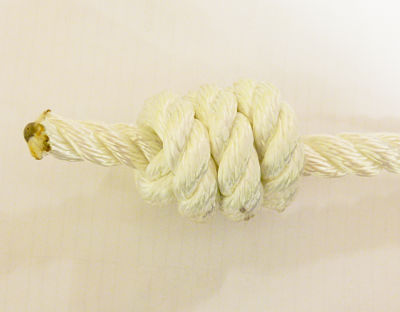 Polyamide Rope Stop Knot