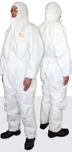 QTECH 2000 Disposable Coveralls
