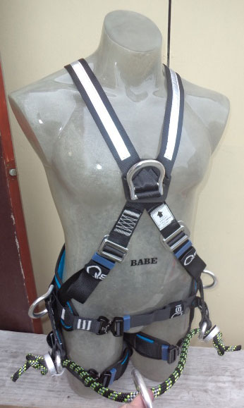 evo Arborists Sit Harness