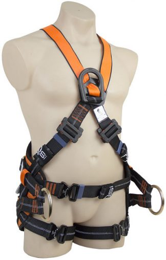 Live Wire Harness, electricians harness, linesmen harness