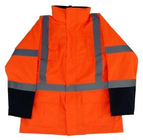 Wet Weather Jacket Orange