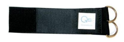 Velcro Release Belt Loop Double D Ring