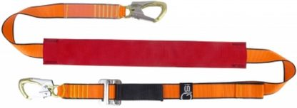 Adjustable Pole Strap-Talon Hooks