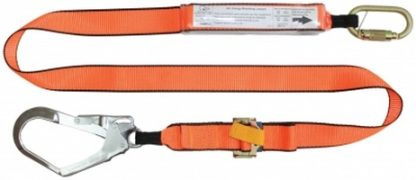 Adjustable Lanyard Single Leg