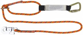 Kernmantle Adjustable Rope Lanyard