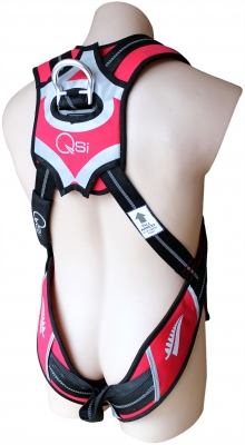 Premium Full Body Harness With Lower Front Webbing Loops