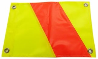 Hi Vis Flags