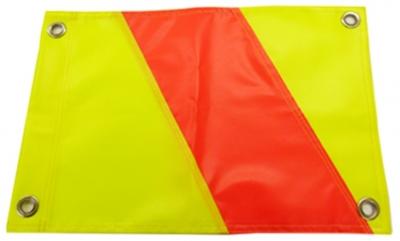 Hi Vis Flags