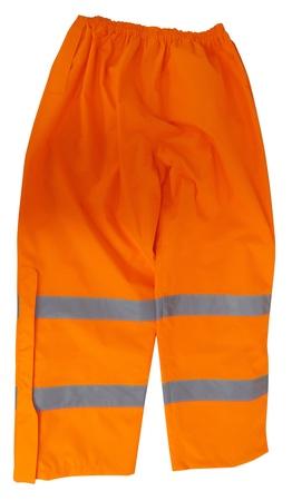 Wet Weather Trousers Orange