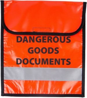 Dangerous Goods Satchel