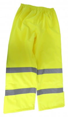 Wet Weather Trousers Yellow