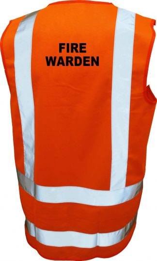 IRON WEAR SITE MANAGEMENT VESTS