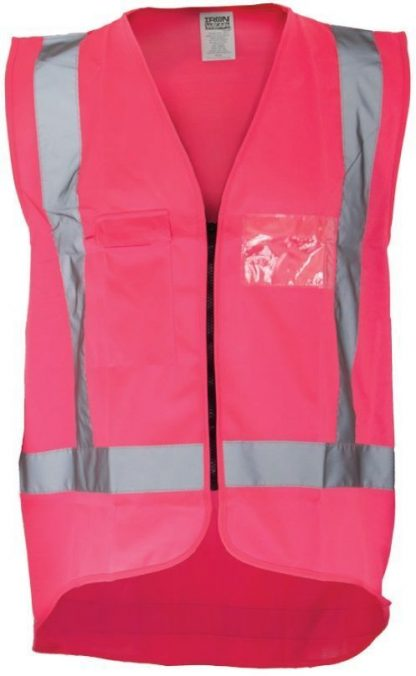 Iron Wear Pink Vest
