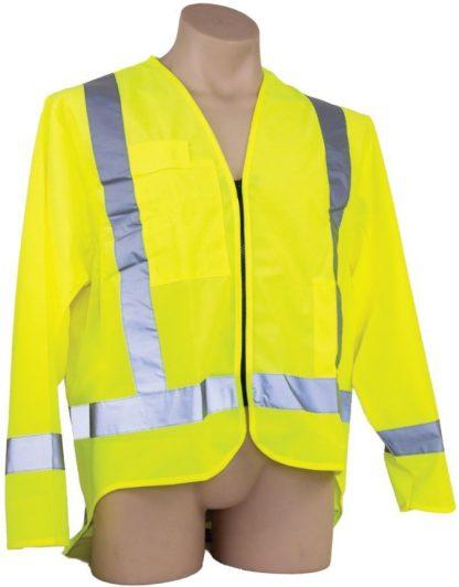 Iron wear long sleeved vest