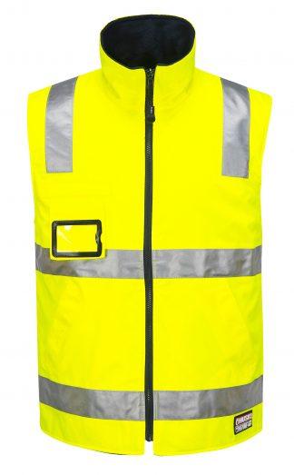 Polar Fleece Traffic Vest
