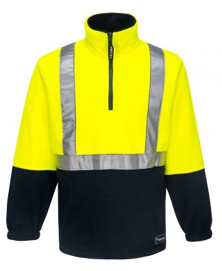 UTILITY POLAR FLEECE JUMPER