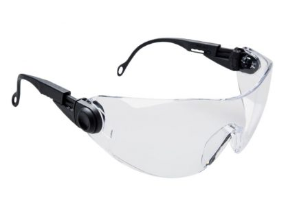 PORTWEST CONTOURED SAFETY SPECTACLES