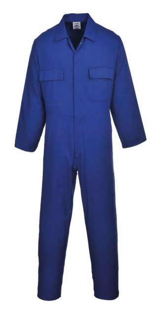 PORTWEST POLYCOTTON COVERALL
